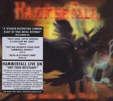 HAMMERFALL - NO SACRIFICE, NO VICTORY (LIMITED EDITION)  CD NEW+