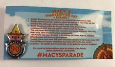 New Macy's 90 Years Thanksgiving Day Parade Pin Collectible