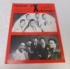 Record Exchanger Vol 4 # 6 Issue #22- 1976- The Dells: Then & Now, The Emotions
