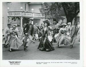 BARBRA STREISAND TOMMY TUNE Original Vintage 1969 HELLO DOLLY Fox Musical Photo