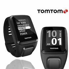 TomTom Spark 3 Fitness Watch Multi Sport GPS Smart Small Strap Cardio Black