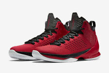 Jordan Men's MELO M11 Basketball Athletic Shoes University Red 716227-605