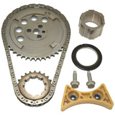 Cloyes Timing Set 9-3672TX9Z; Race Billet True Roller Single Row for Chevy LS2