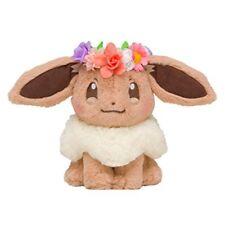 Pokemon Center Original Limited Plush Doll Pikachu & Eievui's Easter Eevee JAPAN