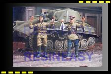 Free Shipping Vintage Mini Art Studio WWII SURRENDERING RUSSIANS (2 FIG) MAF3508