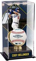 Cody Bellinger LA Dodgers 2020 World Series Champs Display Case with Image