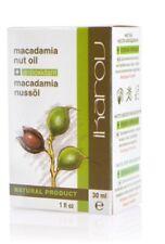 100% Pure Natural Essential MACADAMIA OIL 30ml Ikarov