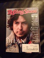 Rolling Stone Magazine Sept 12 2013 Bob Dylan