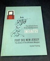 United States Army Training Center Infantry Fort Dix Company B May 1971 Yearbook