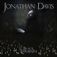 Jonathan Davis - Black Labyrinth - New Marble Smoke Vinyl LP