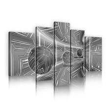 SET (5 teilig) Leinwandbild Wandbild Kunst Tunnel 3D Modern Kugeln  3FX10079S4A