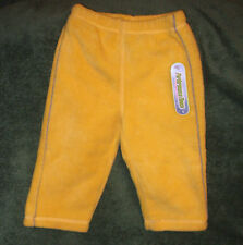 Yellow trousers 12 -18 months, very soft & warm Never worn by OLD NAVY