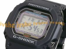 CASIO G-Shock Classic G5600E-1 G-5600E-1 Tough Solar 200m WR @