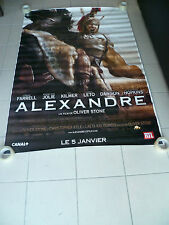 AFFICHE ALEXANDRE Oliver Stone 4x6 ft Bus Shelter D/S Movie Poster Original 2004