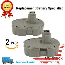 New Extended 3.6Ah For Dewalt 18V XRP Battery DC9096 DC9098 DC9099 DW9096 2-pack