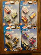 4-3 Packs Of Thomas & Friends MINI TRAINS New In Pack 12 Different Trains