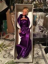Queen Of The Prom National Convention Signed Box Barbie Doll With Backpack 2011