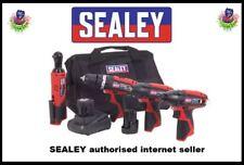 Sealey CP1200COMBO  -  CP1200 Series 4 x 12V Cordeless Tool Combo Kit