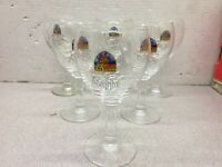 Leffe .25 CL Beer Goblets - set of six glasses; three sets available