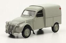 CITROEN 2CV FOURGONNETTE AZU 1959 1:24 New & Box Diecast model Car miniature
