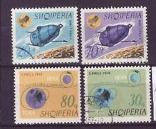 Mondsonde Luna 1- 1067-70 Gest Albanien Nr