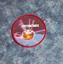 Dare Foods ,Krun-Chee ,Gordon's Krun-Chee  Space Coins 1960's # 31 Lunik 1 # 2