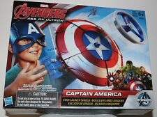 Avengers Age of Ultron Captain America Star Launch Shield - NEW IN BOX