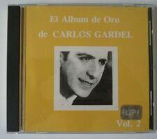 CD - CARLOS GARDEL - El Album de Oro - Vol.2 - EMI Argentina