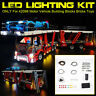 For LEGO 42098 Motor Vehicle Building Bricks ONLY LED Light Lighting Kit 🔥 ❀