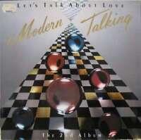 Modern Talking Let's Talk About Love The LP Album Vinyl Schallplatte 179161