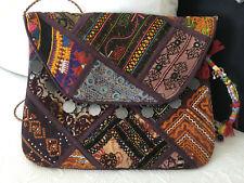 Bohemian Vintage Bag Hippie Style Boho Indian Banjara Gypsy Shoulder Crossbody