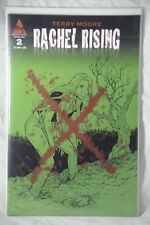 Rachel Rising Issue #2 Terry Moore Abstract Studio Comic Book
