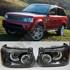 For Land Rover Range Rover Sport 2010-2013 LED Headlight Headlamps