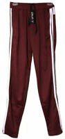 Galaxy by Harvic Womens Red Athletic Training Sweat Track Pants Size Small New