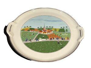 Villeroy & Boch, Design Naif, Tortenplatte, Kuchenplatte Rund, bis 32 cm