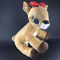 Clarice Reindeer from Rudolph the Red Nose Reindeer Plush 12""