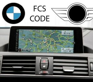 BMW MINI NAVI MAP *** FSC CODE *** 2021 MOTION MOVE PREMIUM NEXT EVO ROUTE++