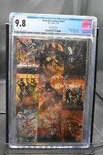 Batman Detective Comics #1027 Torpedo Secret Puzzle Variant CGC 9.8 2020 RARE