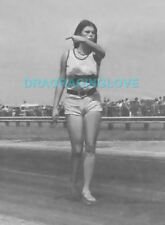 """Jungle Pam"" Hardy SEXY Short Shorts 1970s ""Jungle Jim"" Funny Car Racing PHOTO!"