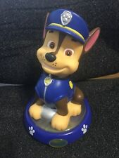PAW PATROL CHASE THE POLICE DOG NIGHT LIGHT LAMP ROOM DECOR TABLE FIGURE