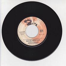 """Mireille MATHIEU Vinyle 45T 7"""" MON BEL AMOUR D'ETE JukeBox BARCLAY 61118 RARE"""