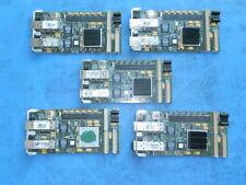 Lot of 5 Cnt Oc-3 Atm-Pos Dual Port Fiber Channel Card 20501722