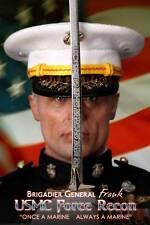 """DID A80092 """"Frank"""" USMC Brigadier Force Recon"""