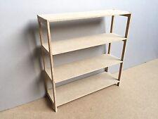 1:10 Scale RC Drift Car Crawler Model Shelf / Shelving Rack Unit / Garage
