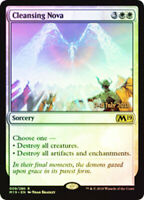 Cleansing Nova - Foil - Prerelease Promo x1 Magic the Gathering 1x Prerelease mt