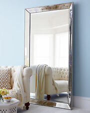 LARGE WALL MIRROR-ART DECO-bedroom metro dressing leaning