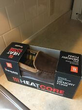 HEATCORE BY WEATHERPROOF MEN'S MEMORY FOAM SLIPPERS  XL - 11-12 Brown