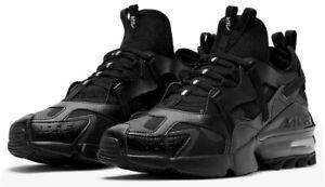 Nike Air Max Infinity Winter Triple Black Mens Tech Shoes CU9451-002 NIB Trainer