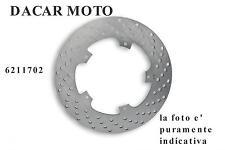 6211702 DISCO FRENO POSTERIORE MALOSSI PIAGGIO X9 EVOLUTION-STREET500 4T LC 01->