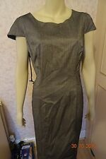 ATMOSPHERE @ PRIMARK SILVER GREY  OFFICE DRESS SIZE 10,14, 16,18,20   CLEARANCE